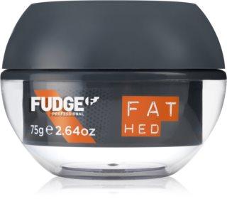 Fudge Style Fat Hed stiling pasta za prožnost in volumen