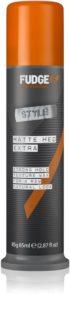 Fudge Style Matte Hed Extra vosek za lase z ekstra močnim utrjevanjem