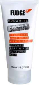 Fudge Dynamite máscara regeneradora e hidratante para cabelo muito danificado