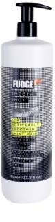 Fudge Smooth Shot champô hidratante  para cabelo brilhante e macio
