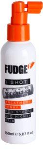 Fudge Styling spray para cabelos fortes