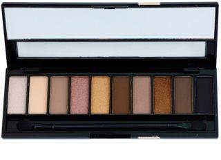 Gabriella Salvete Palette 10 Shades палетка тіней з дзеркальцем та аплікатором