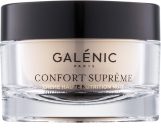 Galénic Confort Suprême Nourishing And Moisturizing Night Cream