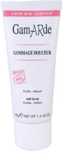Gamarde Cleansers exfoliante facial  para pieles sensibles