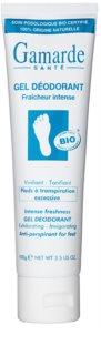 Gamarde Foot Care Excessive Perspiration żelowy antyprespirant do nóg odświeżający