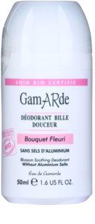 Gamarde Hygiene успокояващ дезодорант рол-он с аромат на цветя