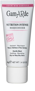 Gamarde Nutrition Intense Intensive Nourishing Mask For Dry To Very Dry Skin