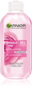 Garnier Botanical bőrtisztító víz száraz bőrre