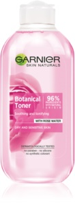 Garnier Botanical woda tonizująca do skóry suchej