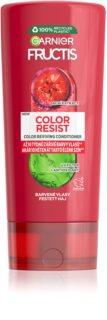Garnier Fructis Color Resist δυναμωτικό βάλσαμο για βαμμένα μαλλιά