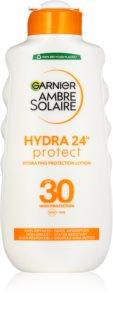 Garnier Ambre Solaire mlieko na opaľovanie SPF30