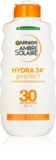 Garnier Ambre Solaire мляко за загар  SPF 30
