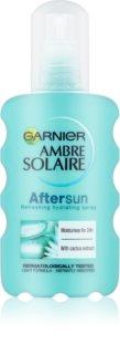 Garnier Ambre Solaire osvěžující a hydratační sprej po opalování