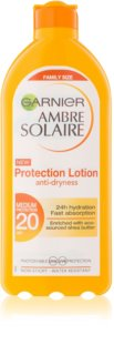 Garnier Ambre Solaire Napfény elleni védelem SPF 20
