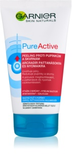 Garnier Pure Active exfoliante anti-granos