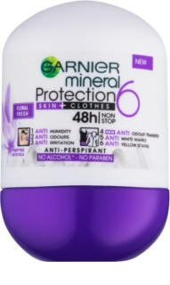Garnier Mineral 5 Protection Antitranspirant Roll-On 48h