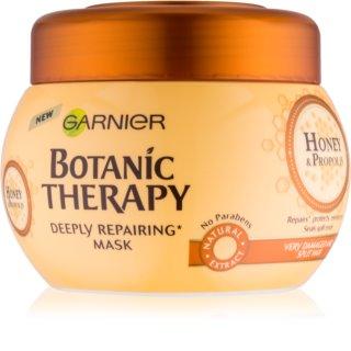 Garnier Botanic Therapy Honey máscara renovadora para cabelo danificado