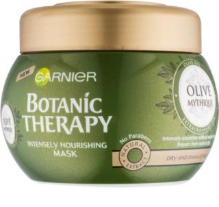 Garnier Botanic Therapy Olive masque nourrissant pour chevex secs et abîmés