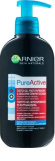 Garnier Pure Active gel nettoyant anti-points noirs