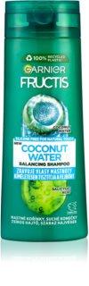 Garnier Fructis Coconut Water šampon za okrepitev las
