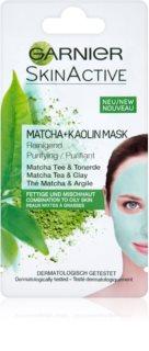 Garnier Skin Active masque visage au kaolin pour peaux mixtes et grasses