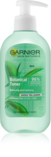 Garnier Botanical gel de limpeza para pele oleosa e mista