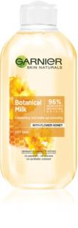 Garnier Botanical lapte demachiant ten uscat