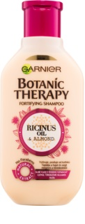 Garnier Botanic Therapy Ricinus Oil shampoing fortifiant pour les cheveux affaiblis ayant tendance à tomber
