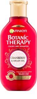 Garnier Botanic Therapy Cranberry shampoing protecteur de couleur