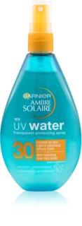 Garnier Ambre Solaire spray bronceador hidratante  SPF 30