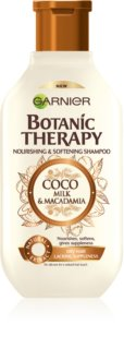 Garnier Botanic Therapy Coco Milk & Macadamia Nourishing Shampoo for Dry and Coarse Hair