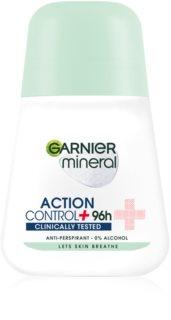 Garnier Mineral Action Control + antitranspirante roll-on