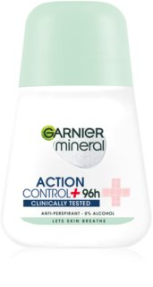 Garnier Mineral Action Control + antiperspirant roll-on