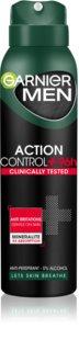 Garnier Men Mineral Action Control + Antiperspirant Spray