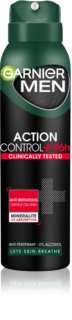 Garnier Men Mineral Action Control + spray anti-transpirant