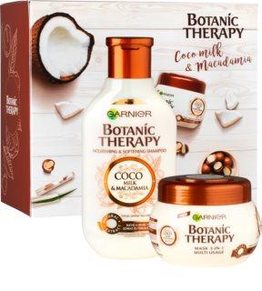 Garnier Botanic Therapy Coco Milk & Macadamia kozmetički set I. (za suhu kosu)