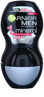 Garnier Men Mineral Action Control Thermic Antitranspirant Roll-On