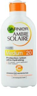 Garnier Ambre Solaire hidratáló napozótej SPF 20