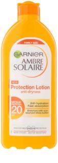 Garnier Ambre Solaire mleczko do opalania SPF 20
