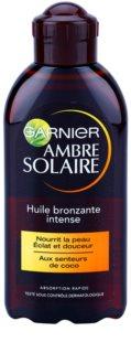 Garnier Ambre Solaire олійка для засмаги SPF 2