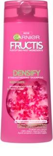 Garnier Fructis Densify shampoing fortifiant pour donner du volume