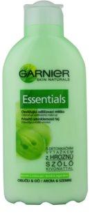 Garnier Essentials lait démaquillant pour peaux normales à mixtes