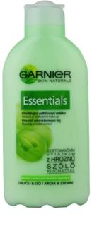 Garnier Essentials odličovacie mlieko pre normálnu až zmiešanú pleť