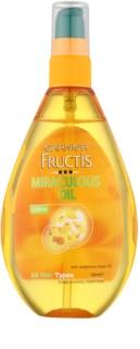 Garnier Fructis Miraculous Oil Voedende Olie  voor Alle Haartypen