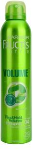 Garnier Fructis Style Volume laque cheveux pour donner du volume