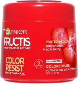 Garnier Fructis Color Resist masque nourrissant protection de couleur