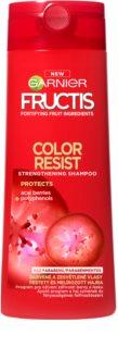 Garnier Fructis Color Resist champô reforçador para cabelo pintado
