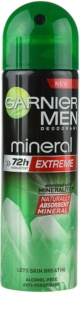 Garnier Men Mineral Extreme antitranspirante en spray