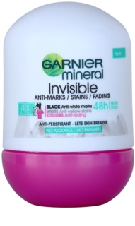 Garnier Mineral Invisible Antitranspirant Roll-On