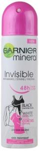Garnier Mineral Invisible antitranspirante en spray